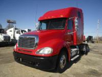 Description Make: Freightliner Mileage: 18 miles Year: