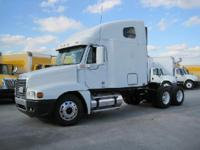 Description Make: Freightliner Mileage: 692,154 miles