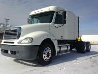 Make: Freightliner Mileage: 768,682 Mi Year: 2003 VIN