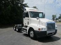 Make: Freightliner Mileage: 613,519 Mi Year: 2007