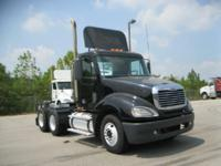 Description Make: Freightliner Mileage: 770 miles Year: