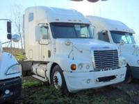 Description Make: Freightliner Mileage: 826,820 miles
