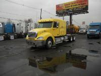 Description Make: Freightliner Mileage: 651,005 miles