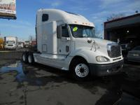 Description Make: Freightliner Mileage: 787 miles Year: