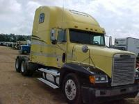 Make: Freightliner Year: 1997 VIN Number: VH775733