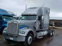 Make: Freightliner Mileage: 887,550 Mi Year: 2007 VIN