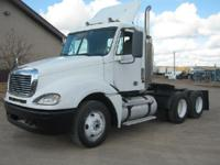 Description Make: Freightliner Mileage: 578,000 miles