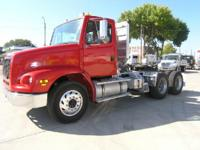 Make: Freightliner Mileage: 410,123 Mi Year: 2001