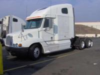 Description Century freightliner 2002 in great