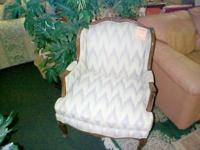 This French Arm-Chair is in good condition and ready to