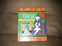 Hard Cover french book. C'est ca!: Essentials of