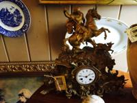 We are providing a beautiful French Clock ... ...