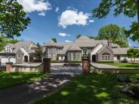 Set on a beautiful 7  acres lot sits a magnificent