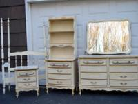 French Provincial Bedroom Furniture For Girls For Sale In East Hanover, New  Jersey Classified | AmericanListed.com