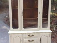 This is a gorgeous shabby chic all wood French