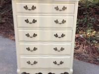 This us a lovely French Provincial poor trendy 5