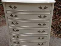 This is a gorgeous and very roomy French Provincial