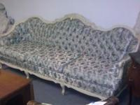 Great looking sofa & chair set. Asking 245. Please call