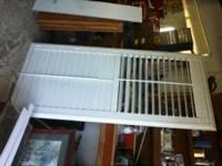 BRAND NEW FRENCH SHUTTER WITH FRAMES ASKING $500 OBO..