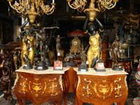 Bronze Statue-Porcelain-Furniture-Painting-And other