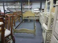 french twin bed $79.99 WE also have other french beds