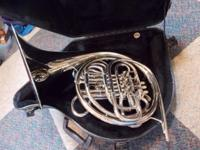 For Sale: Free-blowing, rich-sounding Conn 8D French