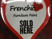 Frenchie Furniture Paint Now At White Elephant