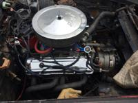 I am selling my freshly rebuilt chevy 383 stroker with