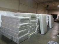 We are now completely stocked with new bed mattress at