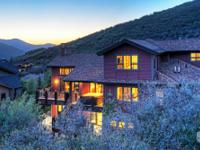 Imagine waking up to panoramic views of Park City