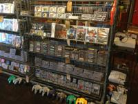 NES, SNES, N64, Gamecube, DS, PS2, Xbox 360, PS3, PS4,