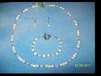 Made to order Freshwater Pearl Jewelry Sets. If