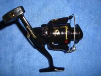 I have 3 new/barely used freshwater fishing reels for