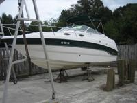 **AUCTION: 1998 24' CHAPARRAL Boat Friday, October 16,