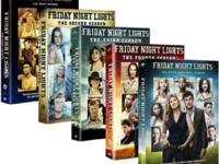FNL The Complete Series in. Goes from 125 to 160 in