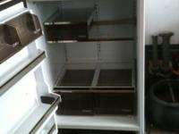 """whirlpool fridge 29""""w x 26""""d x 66""""h was in the house I"""