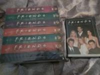 Friends 7 Seasons CD Collection plus additional Season