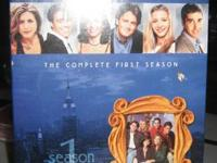 Friends Season 1 on DVD $5