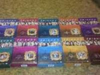 All DVDs are in great condition. Call or text  ----