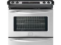 "Frigidaire Gallery Series FGES3045KF 30"" Slide-in"