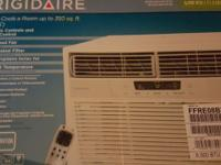 Frigidaire 8,000-BTU 350-sq ft 115-Volt Window Air