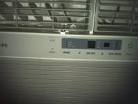 Frigidaire a/c window unit. 10,000 BTU's. Excellent