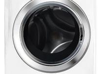 Like new Frigidaire Affinity washer & dryer, front