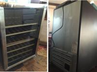 Selling Frigidaire model# FFWC38F6LS 38-bottle,