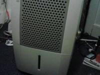 Hi I have a 50 pint Frigidaire dehumidifier this thing