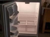 Frigidaire refrigerator for sale, price $350 (new costs
