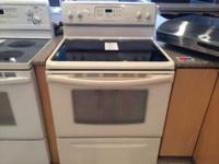 Frigidaire White Smooth Gl Top Range Stove Oven