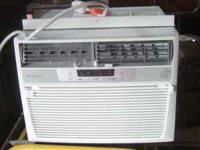 I have a Frigidaire 115 window unit with remote control