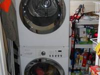 Frigidaire Affinity Front Loader Electric Washer &