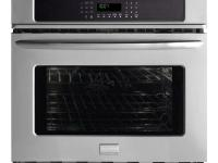 The Frigidaire Gallery 30 in. Electric Single Wall Oven